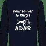 Pour sauver le Ring Coupe Vent Doublé