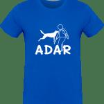 T-shirt ADAR  Homme 180g