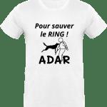 Pour sauver le Ring T-shirt  Homme 180g