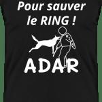 Pour sauver le Ring Débardeur Homme en coton