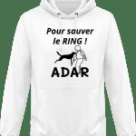 Pour sauver le Ring  Shirt à Capuche