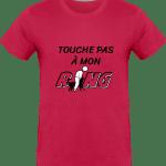 Pour le Ring : Touche pas à mon Ring T-shirt  Homme 180g